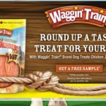 Waggin' Train Dog Treats Free Sample