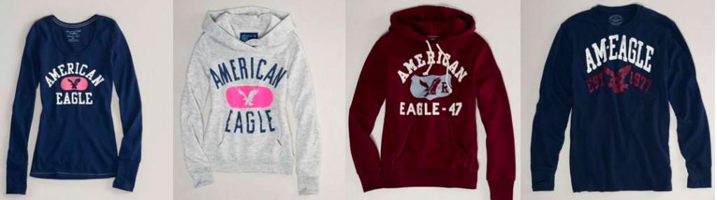 American Eagle shirts