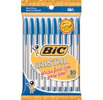 Bic Cristal Pens