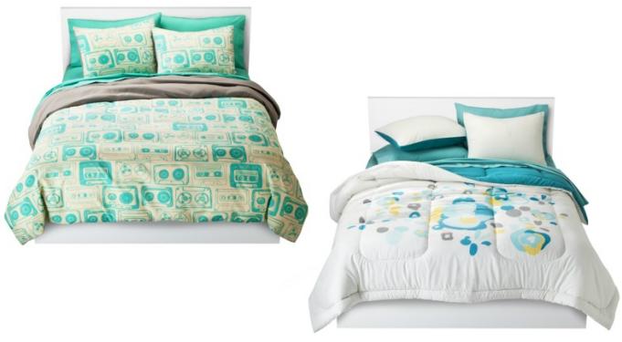 target comforter