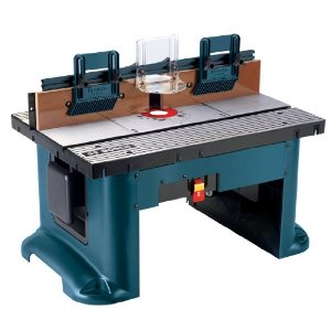 Bosh router table