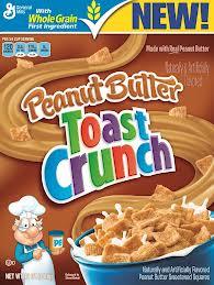 Peanut Butter Toast Crunch
