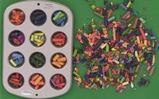 RecycledCrayons