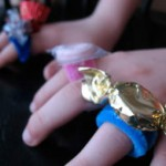 Kids Craft: Candy Rings