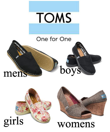toms shoes - zulily copy
