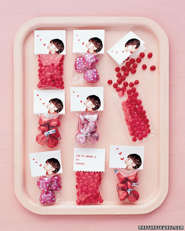 valentines day treat packages