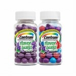 New Coupon – $1.60 off when you buy ONE (1) Centrum® Flavor Burst™ Chews