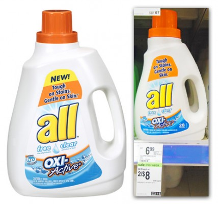All laundry soap coupons 2018