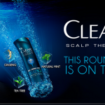 Free Sample Of Clear Men Scalp Therapy Complete Care 2-in-1