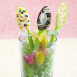 easter candy spoon