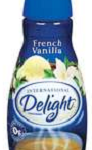 Free International Delight Coffee Creamer on March 15th!