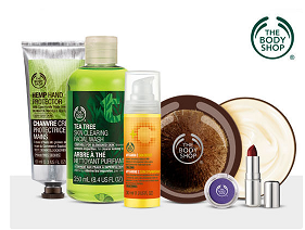 living social the body shop