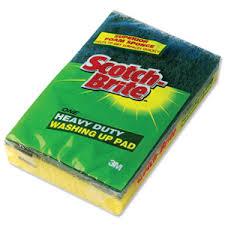 scotch brite sponge
