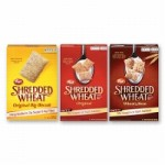 FREE Shredded Wheat Cereal at Wags!