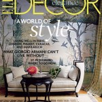 TODAY ONLY: Subscribe to Elle Decor Magazine for just $4.49