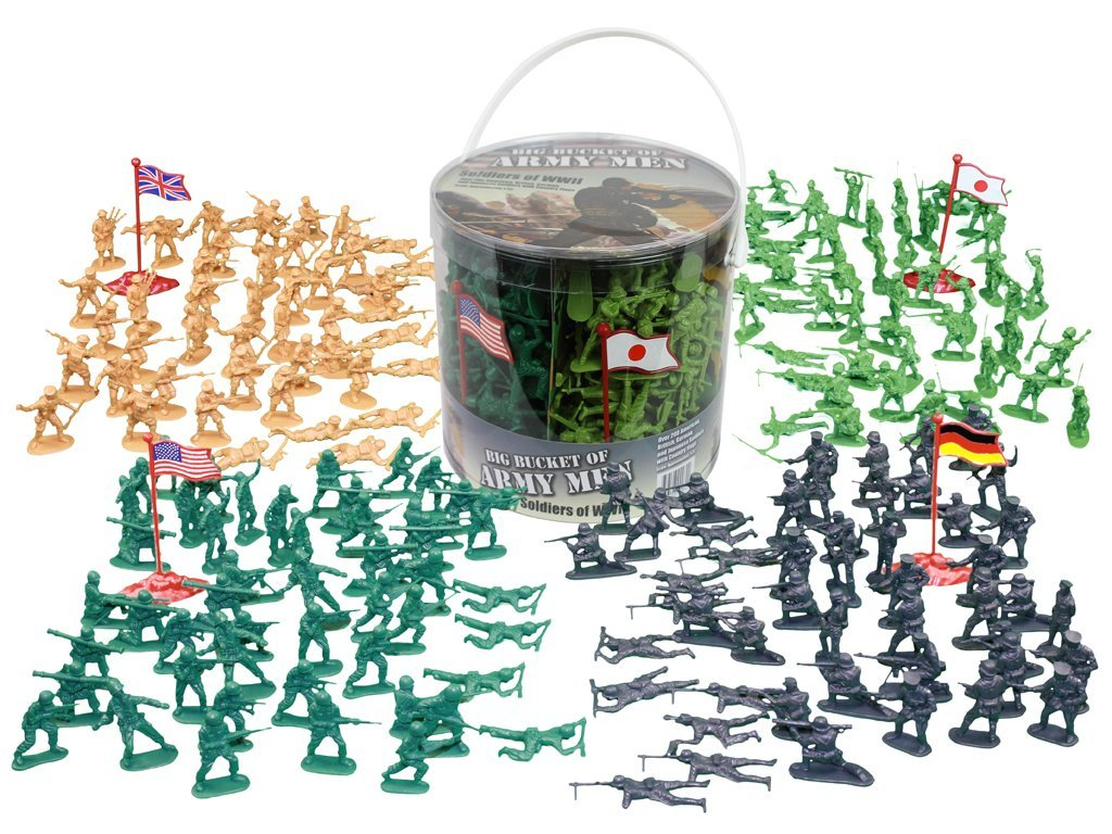 amazon army men