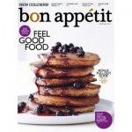 TODAY ONLY: Bon Appetit Magazine, just $4.99!!