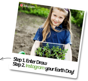 totsy earth day sweeps