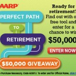 AARP: Fill The Social Security Gap Sweeps! Try for $50,000!!