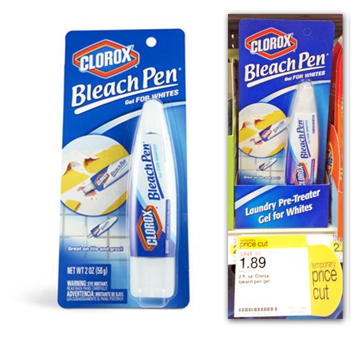 Bleach coupons
