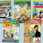 HOT 1 Year Subscription to Disney Magazine Only $15 (regularly $30) Includes Disney Junior mag, Pixar Car mag, Disney Princess mag, Disney Fairies or Phineas and ferb