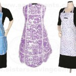 Gloveables Easy-Clean Oil-Cloth Aprons, Only $9.99 + FREE SHIPPING