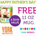 york father's day mug
