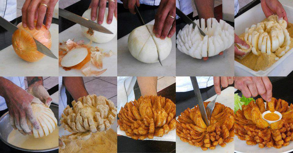 bloomin onion directions