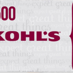 Calling all Moms ENTER TO WIN A $500 Kohls Gift Card!!!!