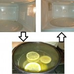 Homemade Microwave Cleaner!