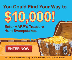 AARP Tresure Hunt