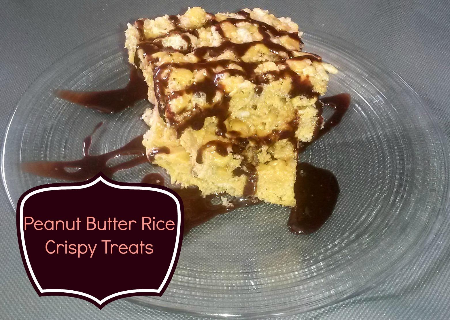 peanut butter rice crispy treats edited