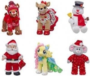 build a bear christmas