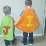 TinySuperHeroes Cape Review