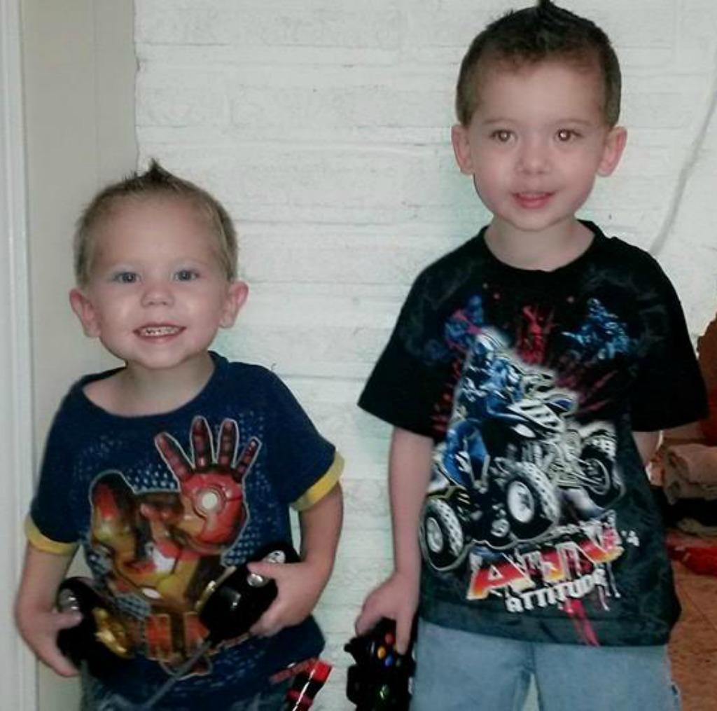 Jude and Isaiah