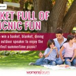 Family Picnic Fun – Enter to Win