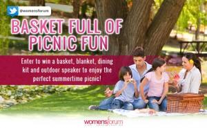 picnic basket giveaway