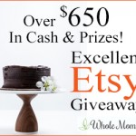 Win over $650 in With Etsy!