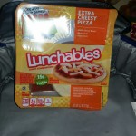 DIY Pizza Lunchable!