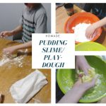Pudding Slime/ Play-dough